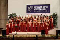 Senior Choir in Riva del Garda